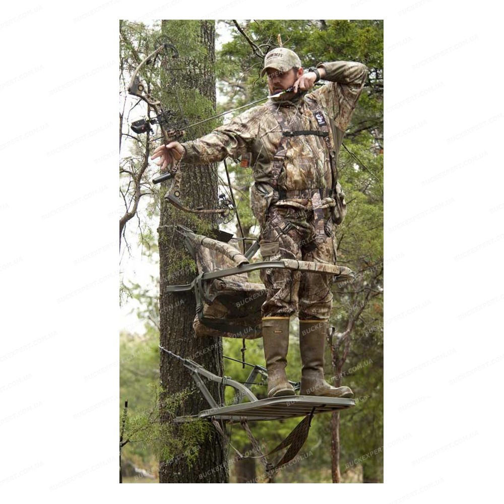Лабаз - самолаз Ameristep Grizzly Climber из стального профиля 14.5 кг