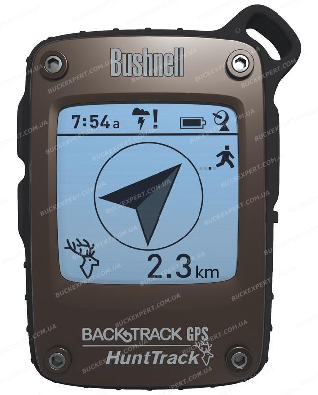 GPS навигатор для охотников Bushnell Backtrack Hunttrack