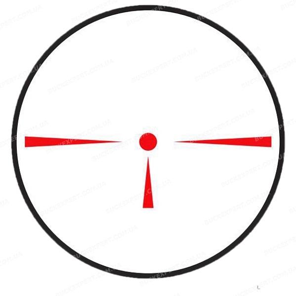 Оптический прицел Hakko Superb B3Z-IL 2.5-10x42 сетка R:23EP с подсветкой