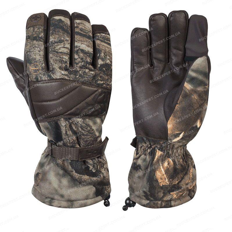 Перчатки Holik Evelyn Open теплые с откидным пальцем