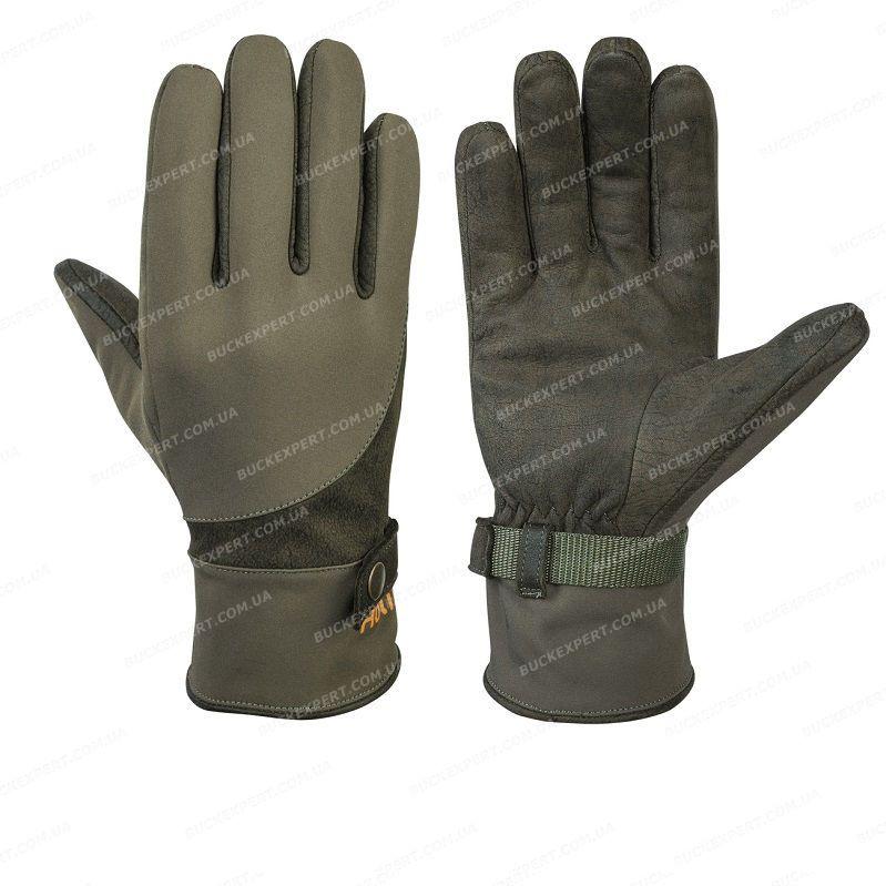 Перчатки Holik Lena двухслойные ветронепроницаемые
