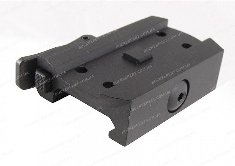 Кронштейн Holosun на Weaver / Picatinny для моделей HS403G / HS403GL / HS503FL / HS503GU быстросъемный