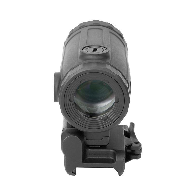 Увеличитель Holosun Magnifier 3X совместимый с EOTech и Aimpoint откидной в титановом корпусе