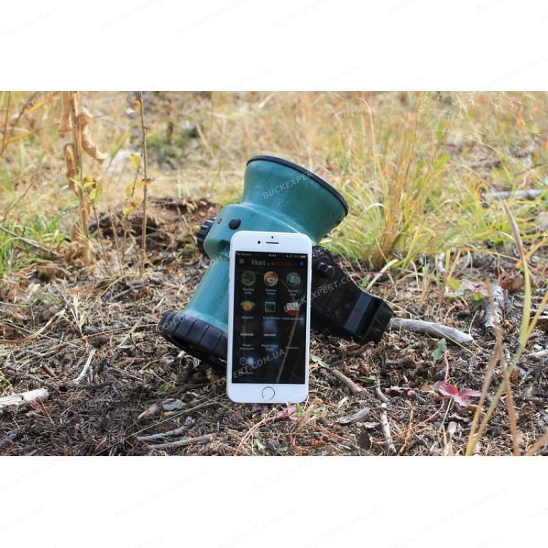 Динамик Speaker i-Hunt с Bluetooth для Android и IOS активный 600 звуков дальность 50 м