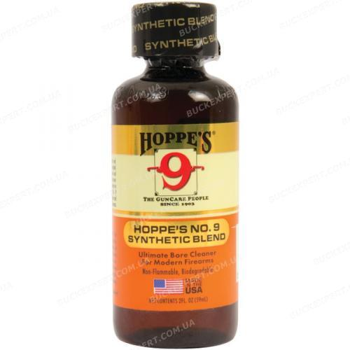 Растворитель Hoppe's 9 Synthetic для чистки ствола 60 мл