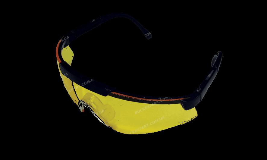 Очки стрелковые Artilux Sporty сменные линзы регулируемые дужки