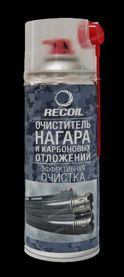 Очиститель RecOil для оружия от нагара и карбоновых отложений