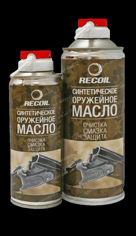 Масло RecOil оружейное синтетическое 400 мл