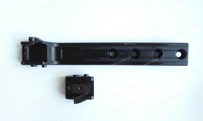 Кронштейн Innomount на Weaver для прицелов Pulsar Trail / Apex / Digisight с регулировкой выноса