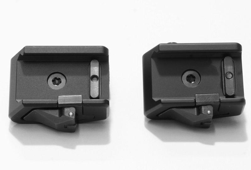 Кронштейн Innomount с LM-шиной на Weaver / Picatinny из 2 частей быстросъемный