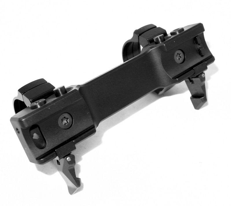 Кронштейн Innomount на Sauer 303 с кольцами 30 мм быстросъемный
