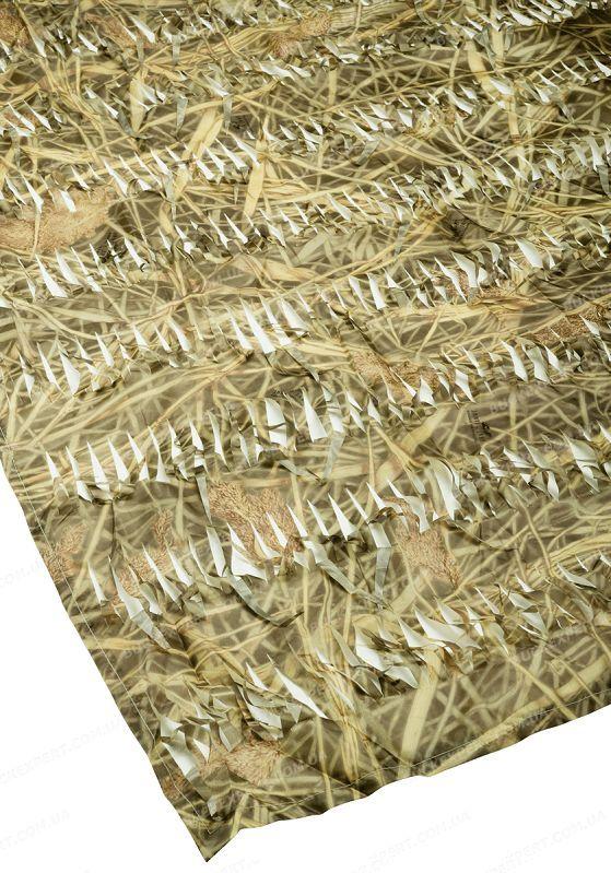 Маскировочная сеть Jahti Jakt 3-D цвет Reed Camo (камыш)