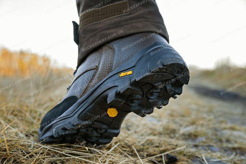 Ботинки Jahti Jakt Bison Boots с мембраной Air-Tex2 из кожи тибетского яка