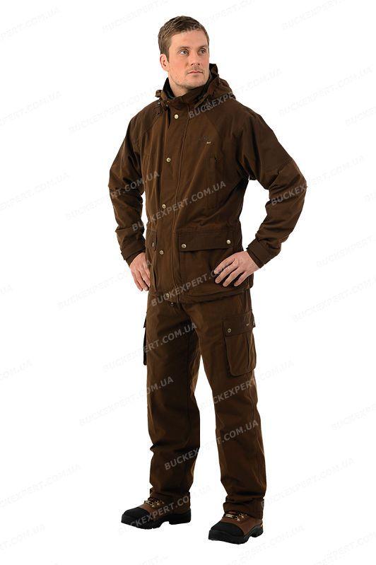 Костюм демисезонный Jahti Jakt Forest Brown коричневый