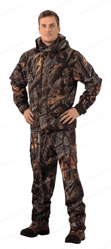 Костюм демисезонный Jahti Jakt Forest Hardwood Camo