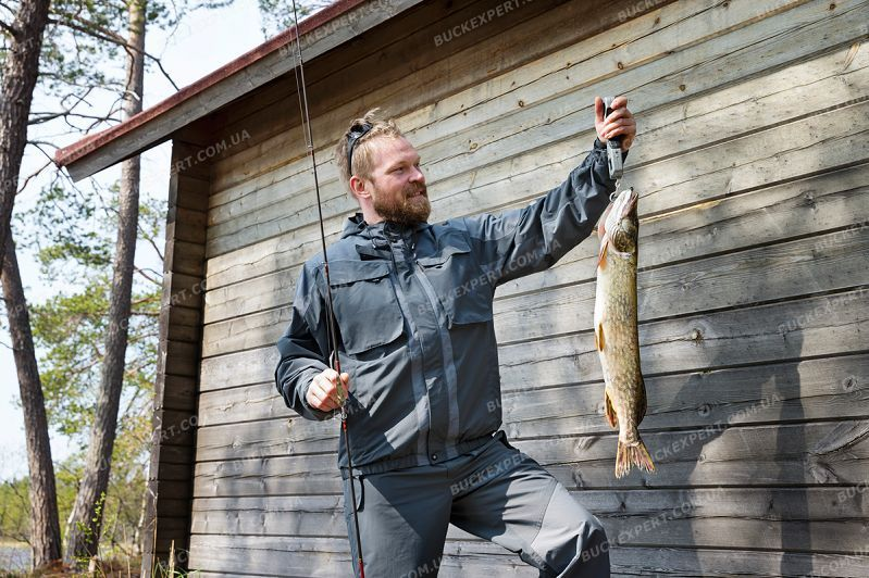 Костюм Jahti Jakt Hossа с мембраной AirTex для рыбалки