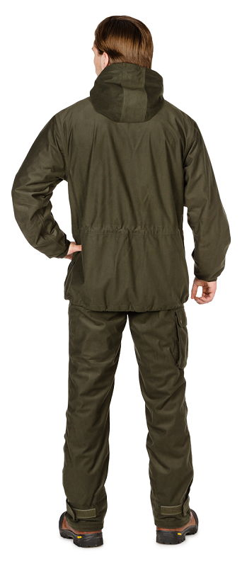Куртка Jahti Jakt Juuso с мембраной Air-Tex
