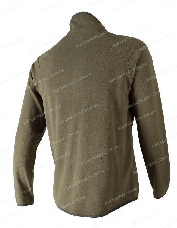 Кофта флисовая Jahti Jakt Karel Micro Fleece UX Green