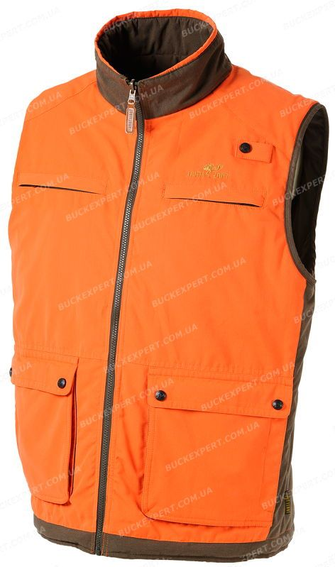 Жилет Jahti Jakt Padded hunting vest двухсторонний с подкладкой
