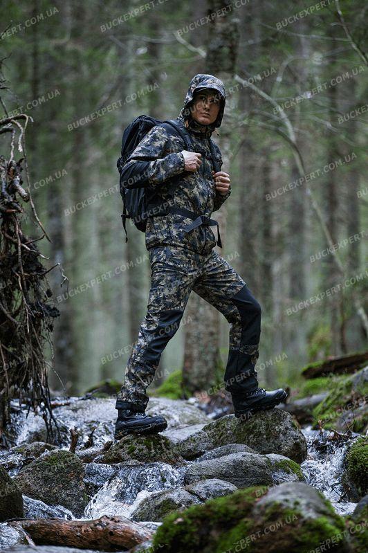 Куртка Jahti Jakt Saura Nowind D-Hide с мембраной NoWind