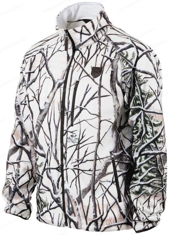 Куртка флисовая Jahti Jakt Snow Camo