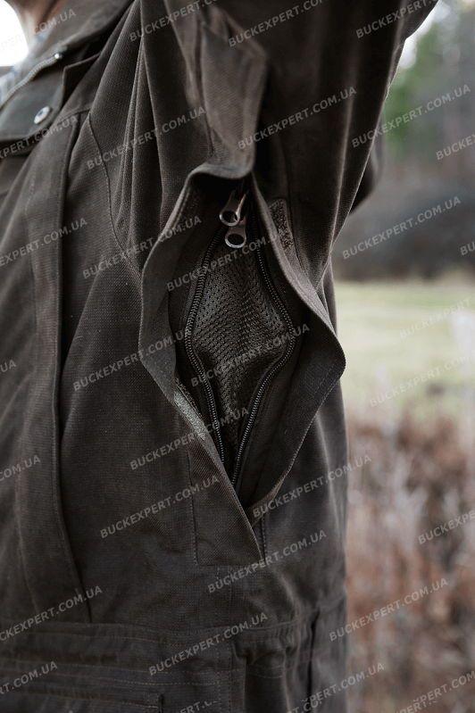 Куртка Jahti Jakt Supreme с мембраной Air-Tex2 и системой подавления запаха человека