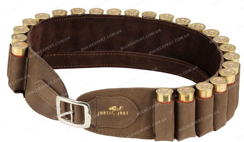 Патронташ - пояс Jahti Jakt Bullet belt для 12 калибра