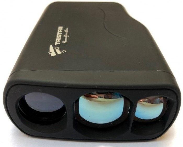 Дальномер Jahti Jakt TriStar Micro - 600 6x21 с дальностью измерения до 600 метров и функцией измерения скорости обьекта