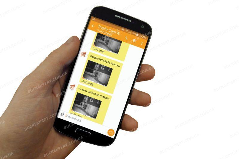 Камера - регистратор Bushnell Trophy Cam HD Wireless со встроенным GSM модулем отправка MMS/E-mail