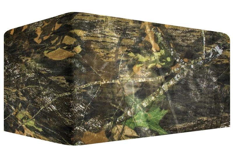 Камуфляжная ткань Mossy Oak для создания засидки гладкая, цвет Break-Up