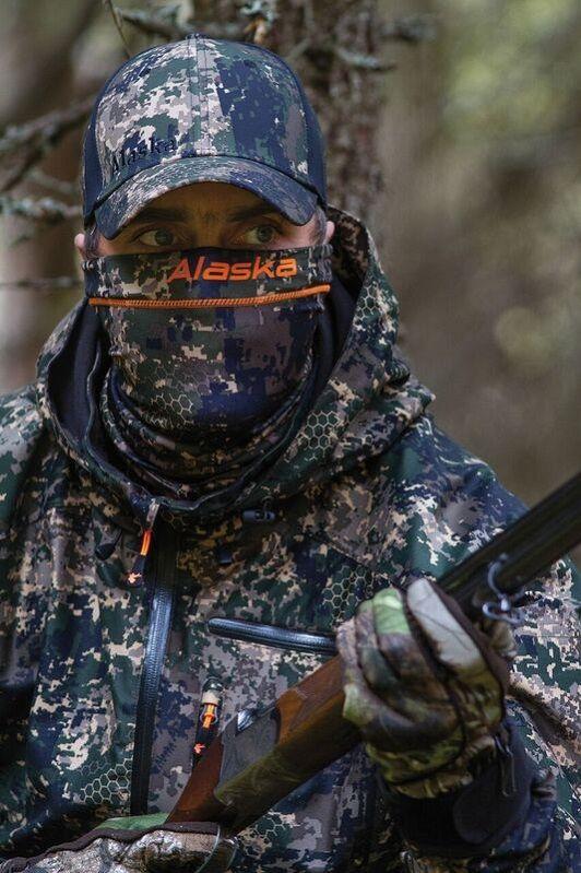 Кепка Alaska BlindTech Invisible влагозащищенная регулируемая