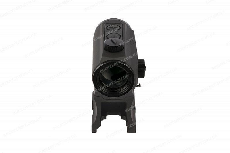 Коллиматорный прицел Holosun Micro Elite с батареей в лотке + кроншт. (AR-15) с зеленой маркой
