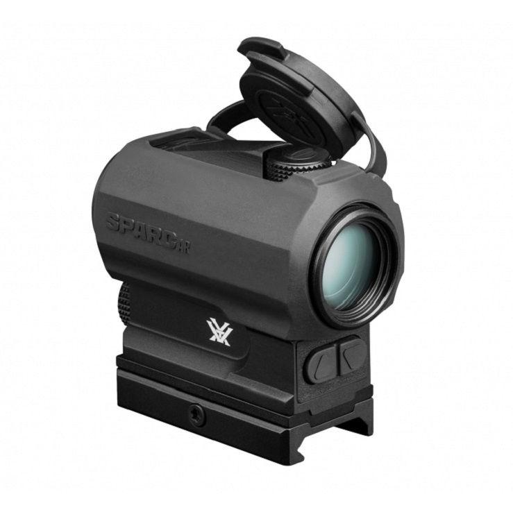 Прицел Vortex Sparc AR Red Dot с точкой 2 MOA красного цвета и режимом для ПНВ коллиматорный