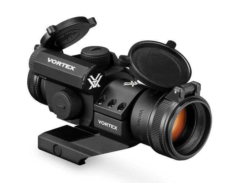 Прицел Vortex StrikeFire II Red / Green Dot с точкой 4 MOA красного или зеленого цвета коллиматорный