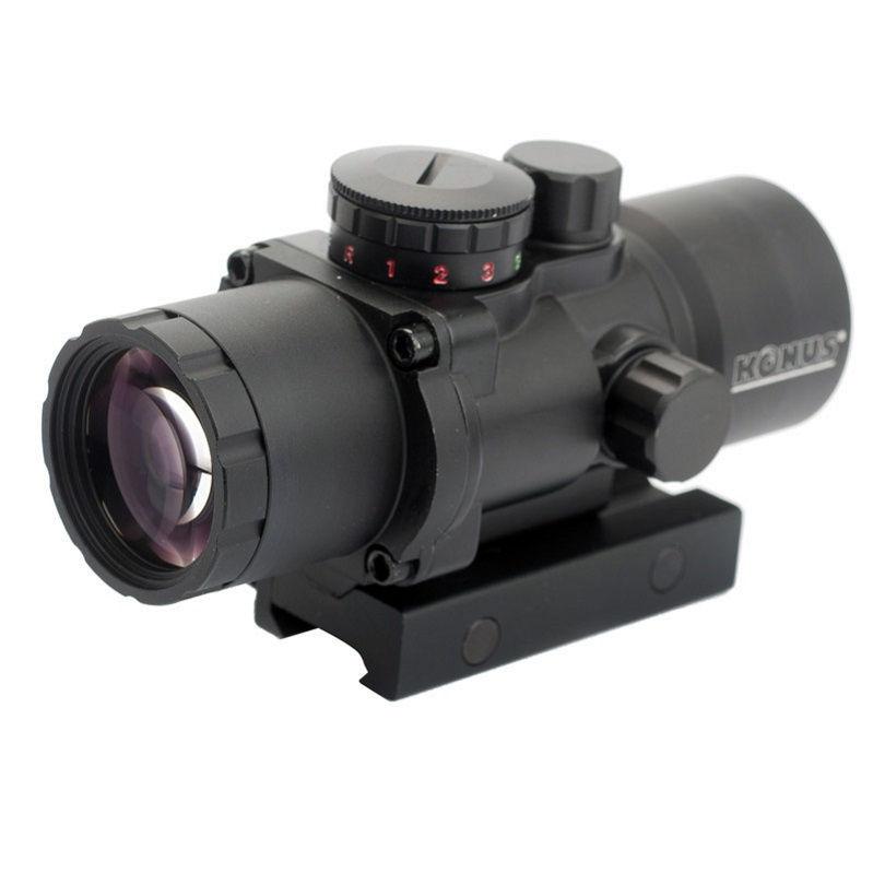 Коллиматорный прицел Konus SightPro PTS1 3х32  с 3х увеличением и дальномерной сеткой