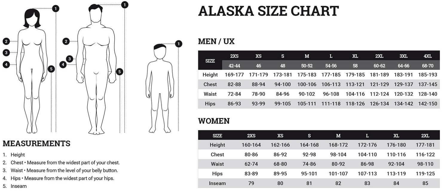 Костюм Alaska Extreme Lite BlindMax Safety с мембраной Rain Stop 10000 / 8000 всесезонный