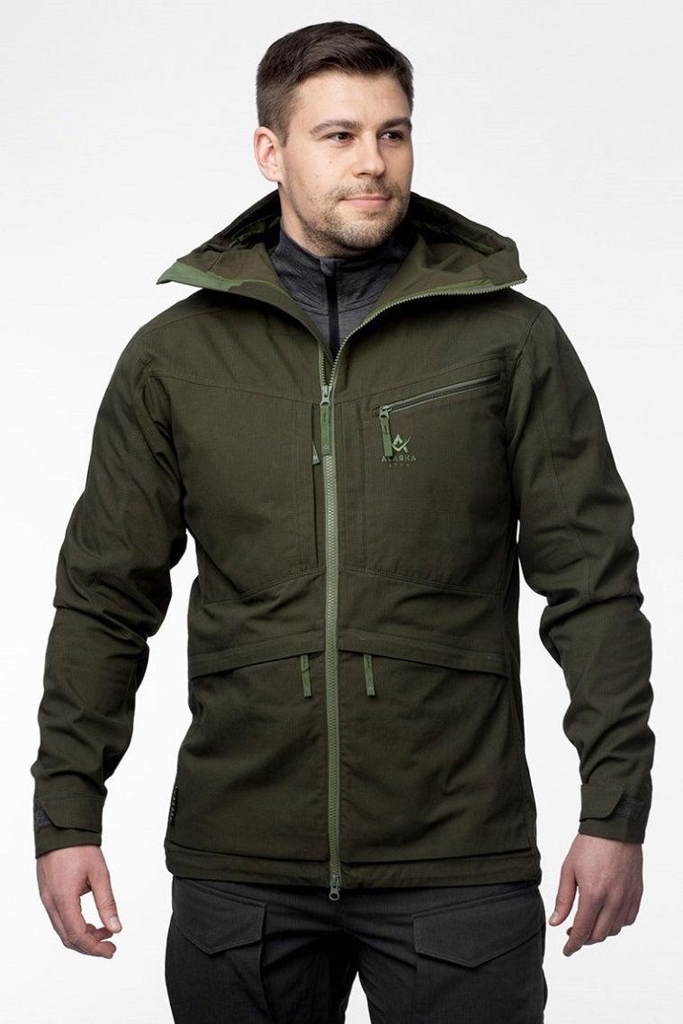 Костюм Alaska Ranger Green мужской демисезонный
