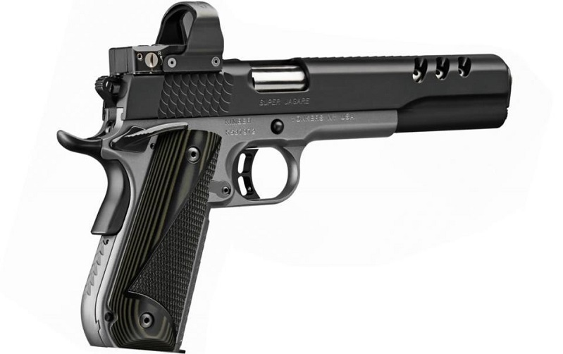 Крепление Leupold на пистолет Heckler und Koch P2000 для коллиматора Leupold DeltaPoint Pro