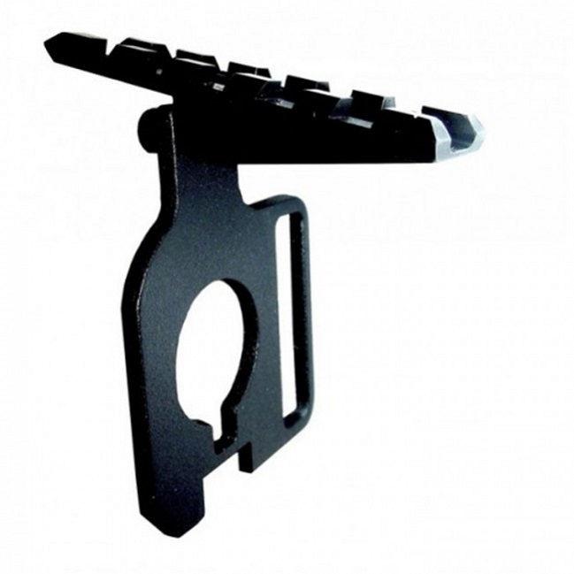 Кронштейн Дельта-Тек на Stoeger 2000 с базой Weaver и антабкой под ремень 40 мм