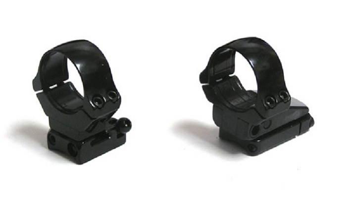 Кронштейн EAW Apel с кольцами 30 мм на Browning BAR / Benelli Argo поворотный для калибров магнум