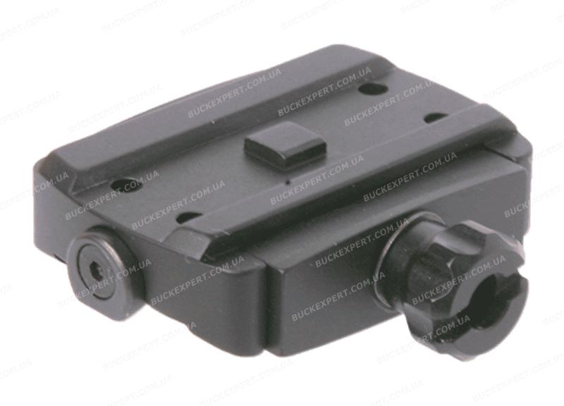 Кронштейн MAKugel для коллиматора Aimpoint Micro / Holosun на призму 14-15 мм