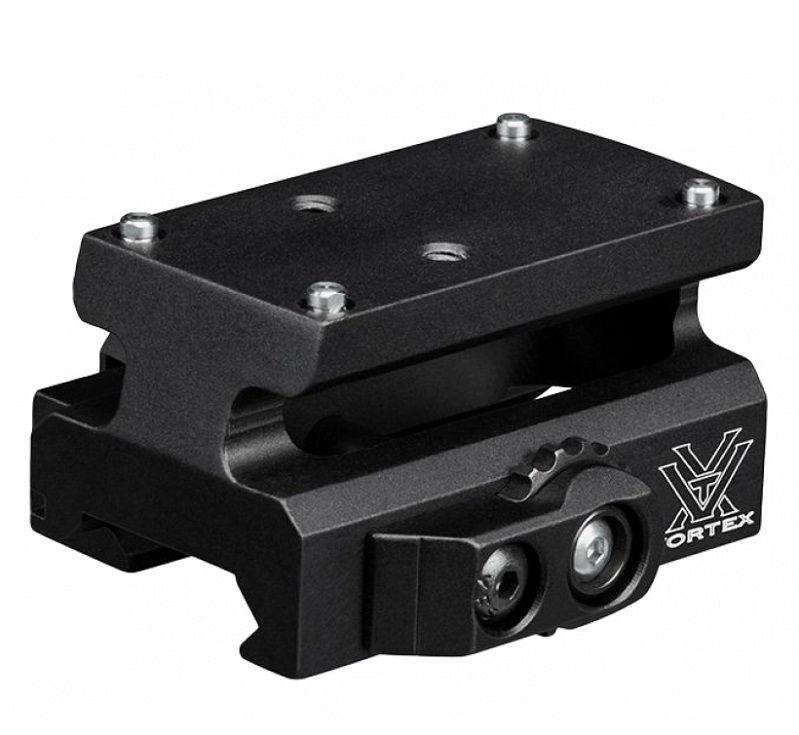 Кронштейн Vortex Mount Riser-QR под коллиматоры Vortex Venom / Docter / Burris / Meosight / Trijicon на планку Picatinny / Weaver