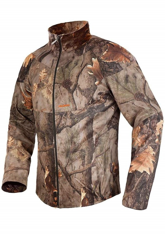 Куртка Hillman XPR с системой поглощения запахов цвет 3DX осенняя