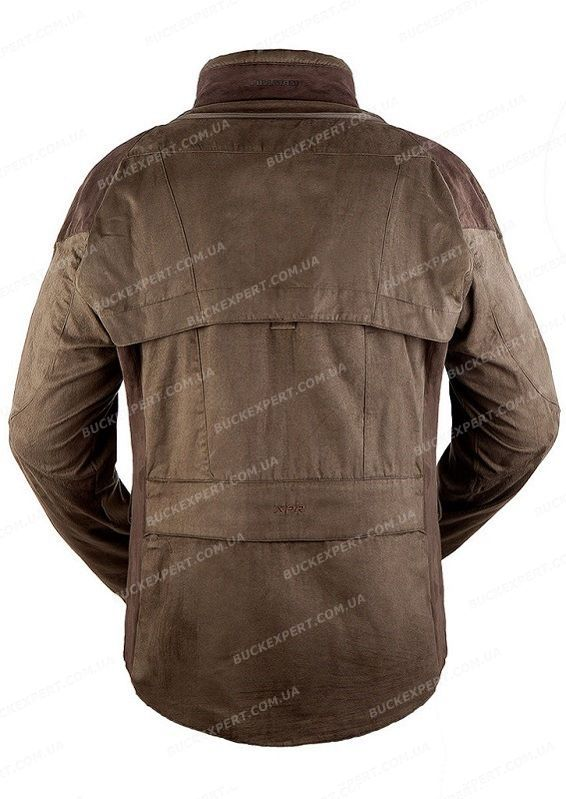 Куртка - жилет Hillman XPR Hybrid с карманом для дичи фотокамуфляж 3DX