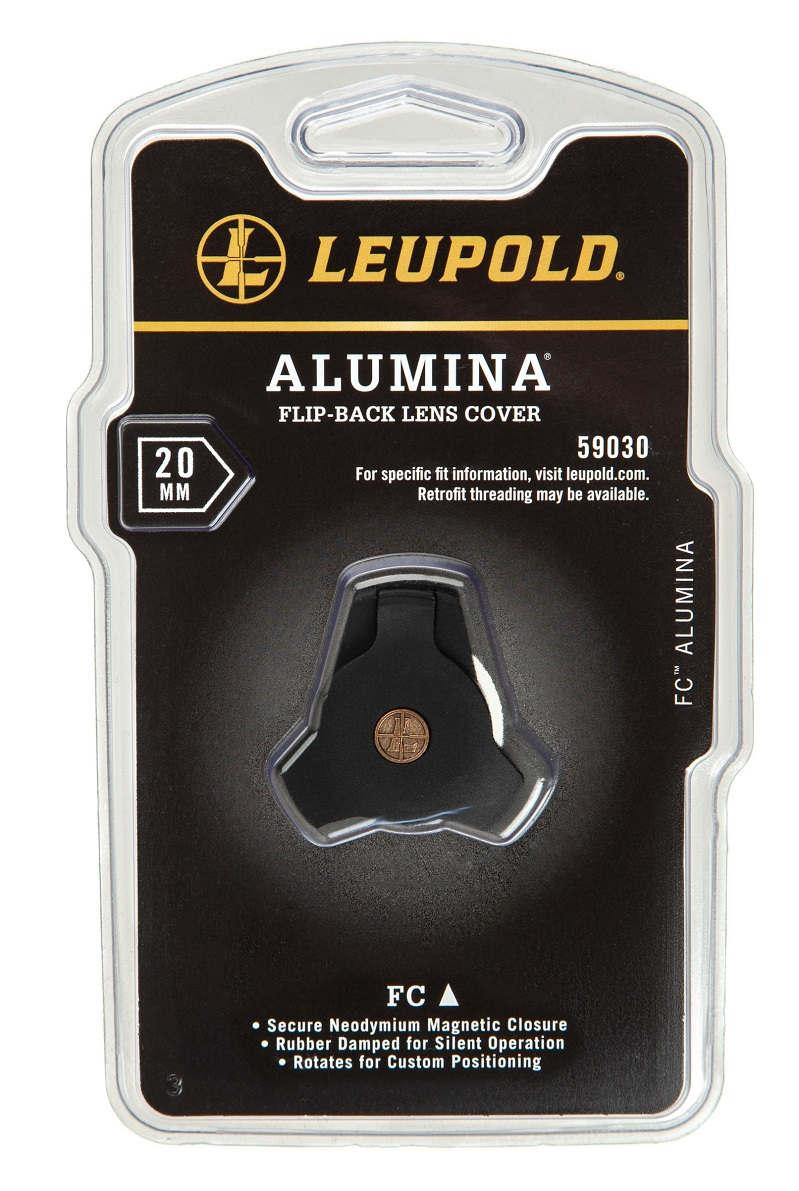 Крышка Leupold Alumina Flip-Back на обьектив 20 мм откидная