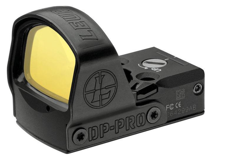 Коллиматорный прицел Leupold DeltaPoint Pro Reflex Sight с авто- и ручной регулировкой яркостью