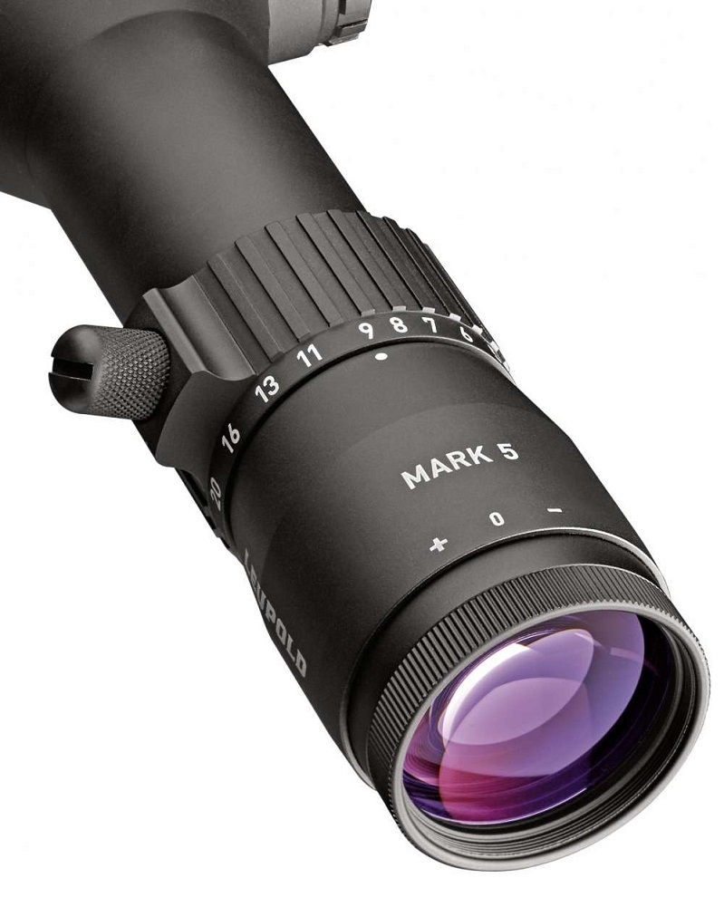 Прицел Leupold MARK 5HD 7-35x56 35 мм FFP АО с сеткой Tremor 3 с подсветкой оптический