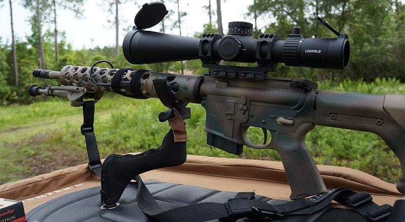 Прицел Leupold MARK 5HD 7-35x56 35 мм FFP АО с сеткой CCH без подсветки оптический