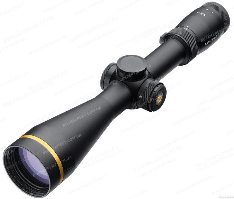 Оптический прицел Leupold VX-6 3-18x50 CDS FireDot Duplex с подсветкой и боковой отстройкой от параллакса