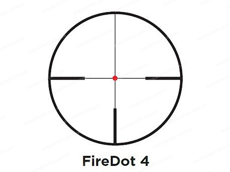 Прицел оптический Leupold VX-R 4-12x50 FireDot 4 с подсветкой